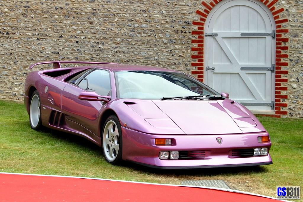 1993 1995 Lamborghini Diablo Se 30 Visit My Facebook Pag Flickr