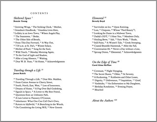 Where Our Palms Rest - table of contents