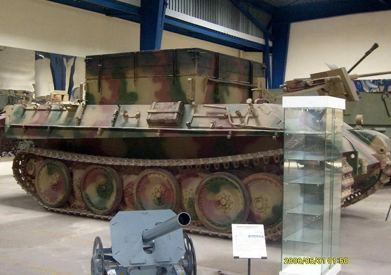 SdKfz 179 - Mountain Tank Wagon (6)