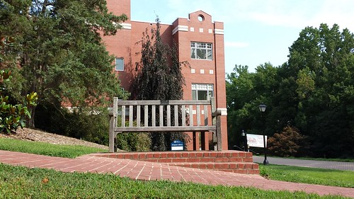 Simpson Library and Bench 3   by shauser