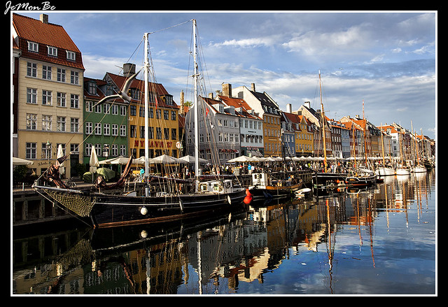 Nyhavn, el canal más famoso de Copenhague
