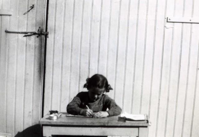 School work - 1946