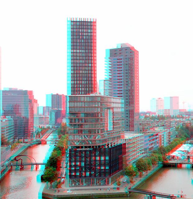 Red Apple Rotterdam 3D