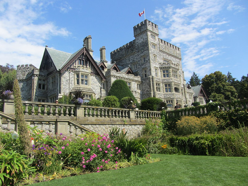 Marriane and Rodney's Wedding, Hatley Castle, Victoria, BC