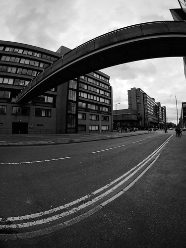 Booth St, Manchester   by grahamashton