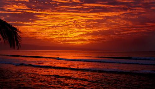 Maui sunset. | by Bernard Spragg