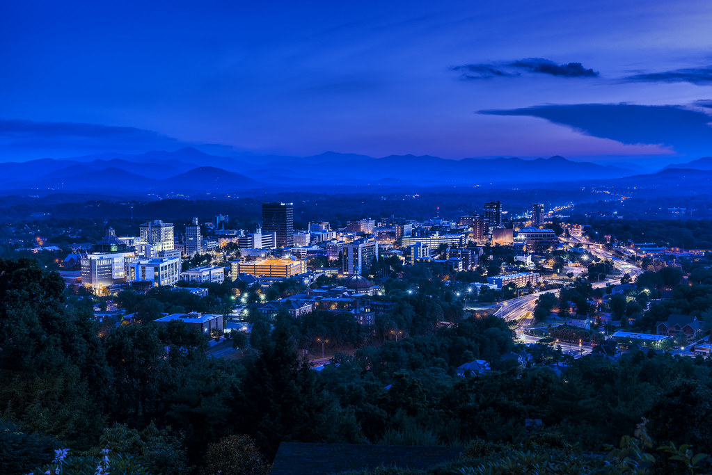 City of Asheville, North Carolina