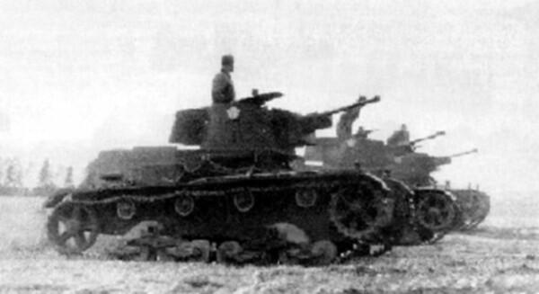 Polacco tecnica tedeschi unità (7)