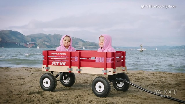 Capturing the childhood of twins: Most new parents tend to take countless photos of their kids, but none can compare to mortgage banker Geoff Black. The proud father from Sacramento, CA, picked up his first camera when his identical twin daughters, Jamise