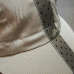 ENISHI Hand Made Cycle Cap  classic line カーキ ポルカドット classicline polka dots khaki