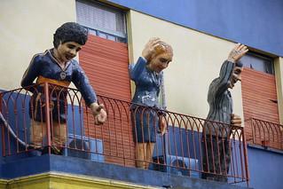 La Boca.  Buenos Aries, Argentina.