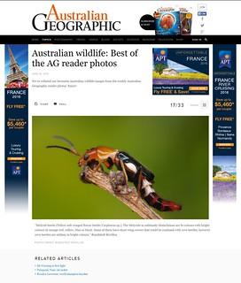 On Australian Geographic