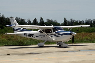 HS-ROB / Cessna 182T / cn 182-81701 / Best Ocean Airpark / 09Aug15 /