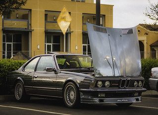 BMW Alpina B10 3.5 E24 | by CFlo Photography