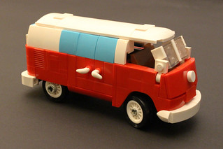 Volkswagen T1 Bus | by OutBricks