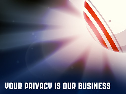 The Supervision - Your Privacy is Our Business! | by creative heroes