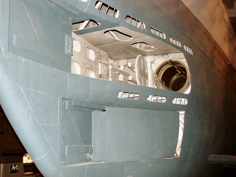 U-505 Type IXc U-Boat (3)