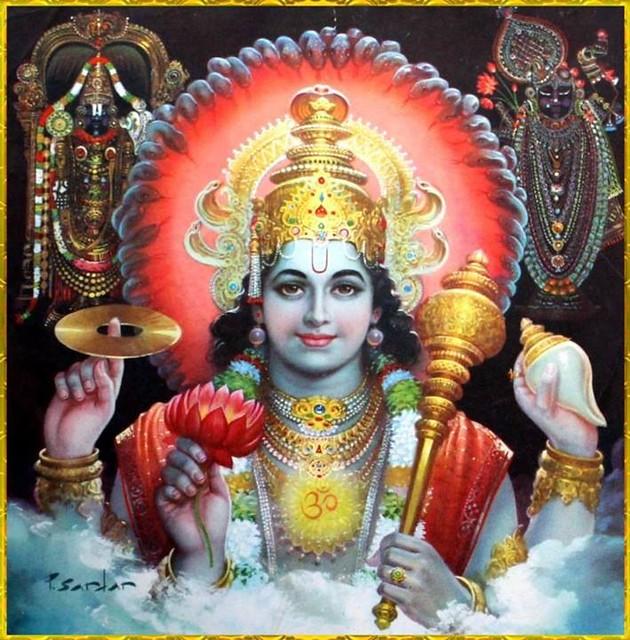 Favorite Vishnu Songs