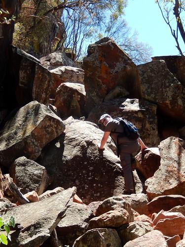 Waterberg - hike 1