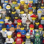 Lego Minifigures 2013