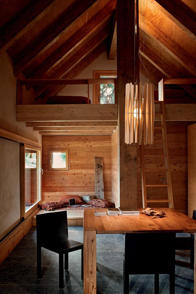 Contemporary Cozy Cabin
