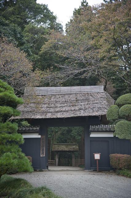 Kairakuen 01 水戸偕楽園 表門