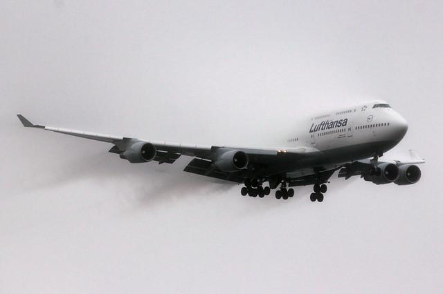D-ABVX | Boeing 747-430 | Lufthansa