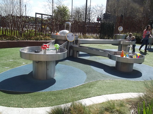 Thinktank Science Garden - Water playscape | by ell brown