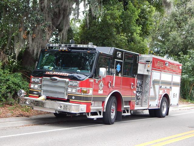 20028805236 e60d56d639 z Tallahassee Fire Engine 1 2015 Pierce Impel Pumper