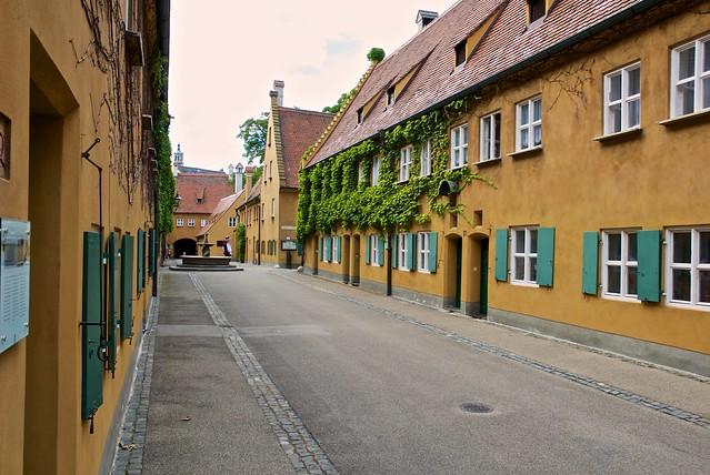 Stadttour Augsburg