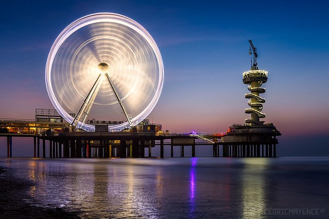Pier Scheveningen - Den Haag (NL)