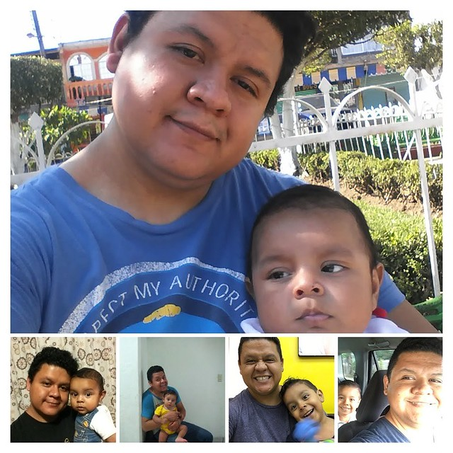 Diego and me
