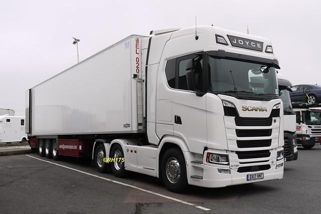 Scania S730 - Toddington