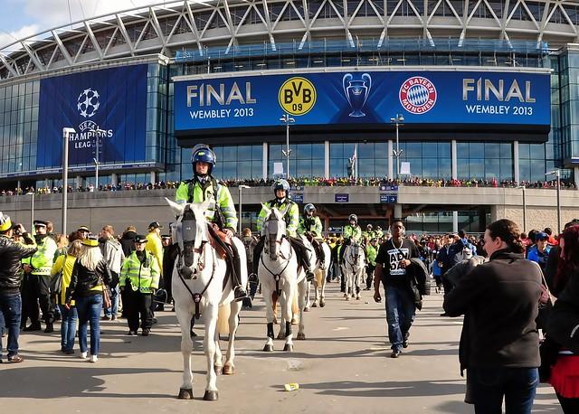 Champions League Final 2013 Wembley Stadium