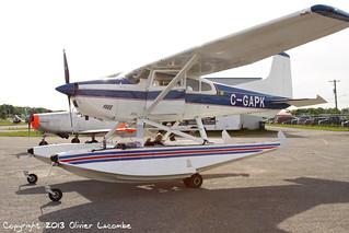 Cessna 185 Skywagon C-GAPK