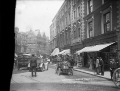 Grafton Street in all its glory