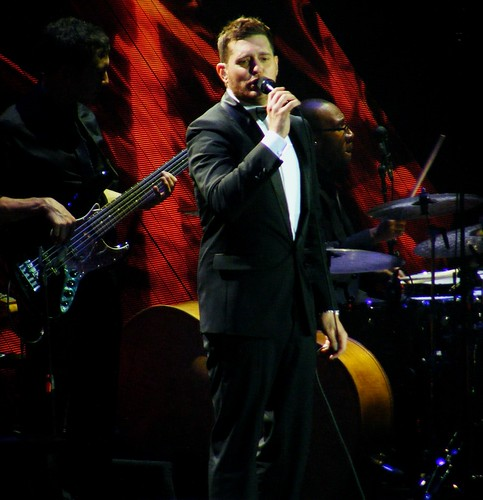 Michael Buble | by Man Alive!