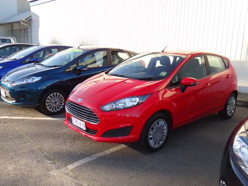 2013 Ford Fiesta Ambiente Photo