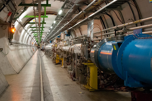 CERN Tunnel   by HoangP