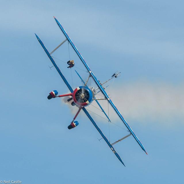 Stearman - Warbirds over Monroe 2013-9224.jpg