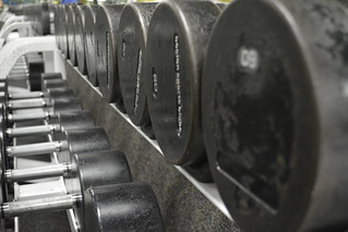 free weights | by blacklerphotos