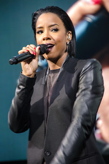 2015 Mercedes-Benz C-Class Debut - Kelly Rowland | by Dave Pinter