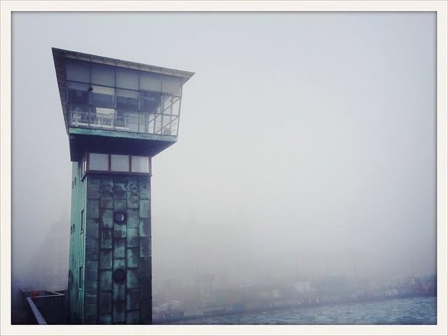 Tower of Copenhagen's Langebro