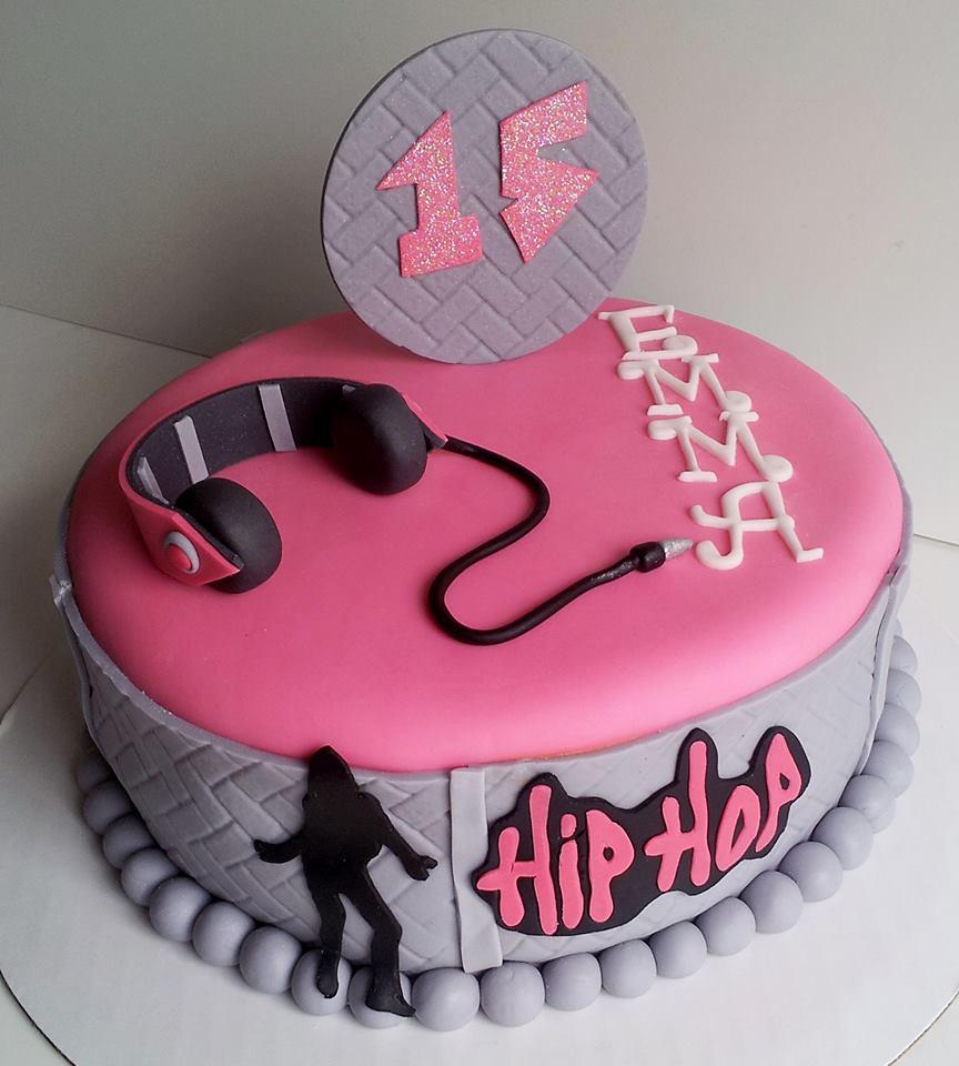 Terrific Hip Hop Cake By Pink Icing By Jazz Triad Area Nc Bi Flickr Funny Birthday Cards Online Inifodamsfinfo