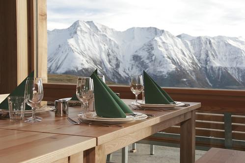 Restaurant Chüestall Riederalp | by CHÜESTALL