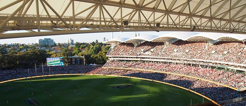 First Showdown at Adelaide Oval, 29/3/2014 (12) | by Adriano_of_Adelaide