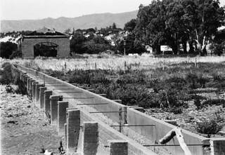 Sunnybrae Sewerage Farm sewer and straining shed