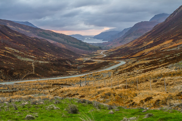 Glen Docherty and Loch Maree - scottish highlands (10 of 1)