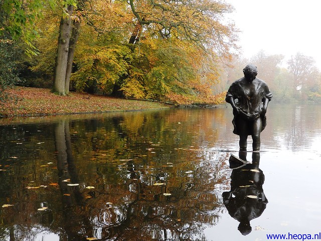 16-11-2013 Wassenaar 25 Km (62)