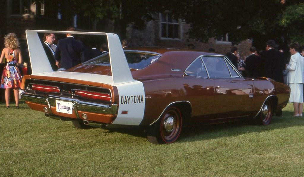 1969 Dodge Charger Daytona Hemi Richard Spiegelman Flickr